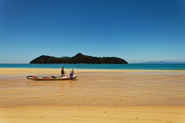 Visit the Abel Tasman