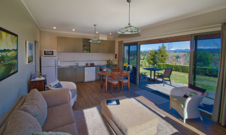 Self contained cottage in Ruby Bay