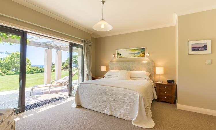 Ruby Bay bed and breakfast suite